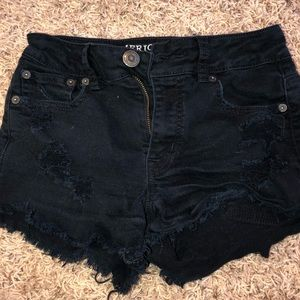 American Eagle- Jean Shorts